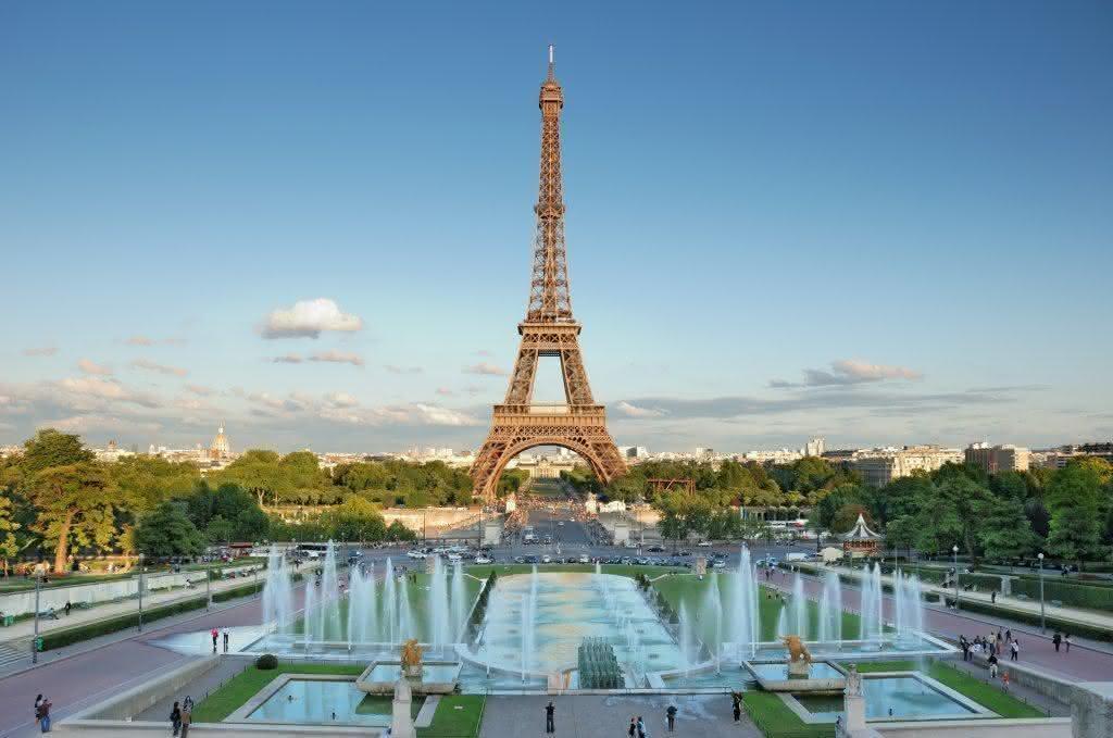 Paris lua de mel