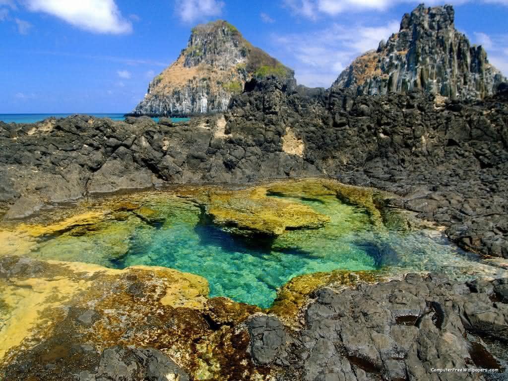 tide-pool-fernando-de-noronha-lua de mel