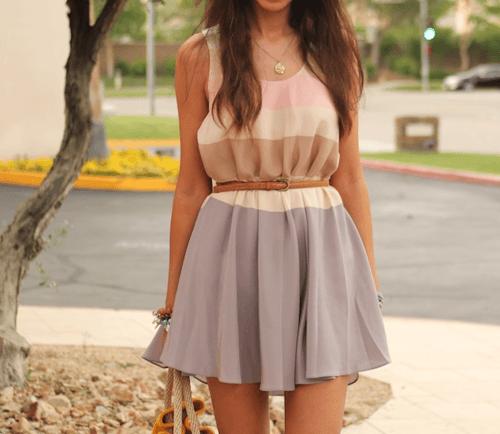 Vestidos simples para o dia a dia 2015