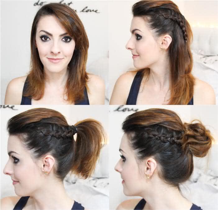 como-fazer-penteado-trança-lateral-coque-rabo-bagunçado-1