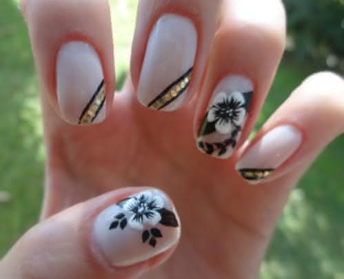 moda-unhas-decoradas-com-flores