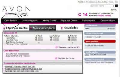 site-pedido-facil-avon
