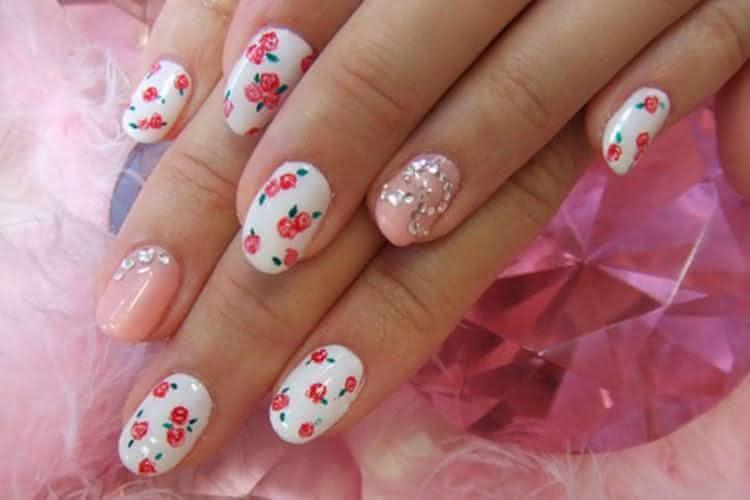 Floral-Nail-Designs