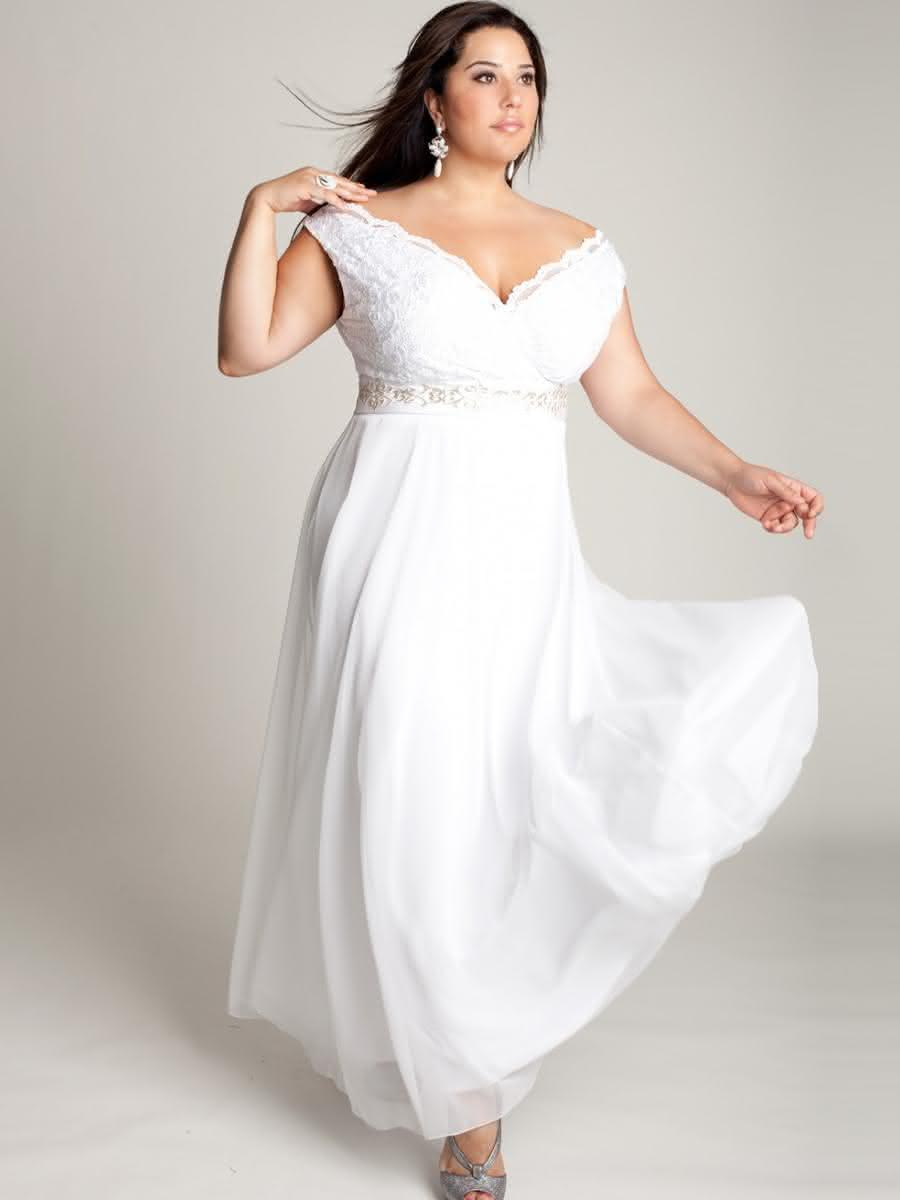 all-white-dresses-for-plus-size-women---plus-size-white-dress
