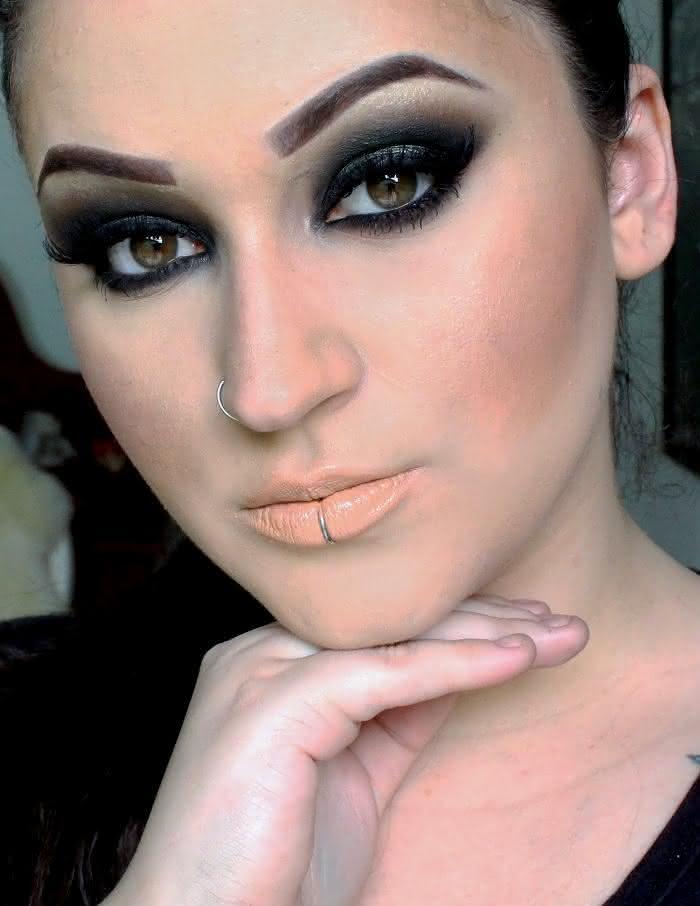 maquiagem-para-noite-usando-paleta-malevola-m