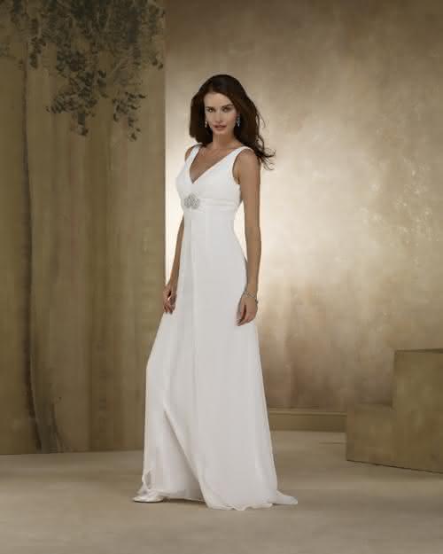 vestidos de noiva simples 2
