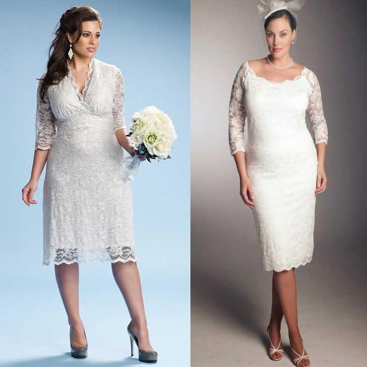 Vestido-de-Noiva-Plus-Size-para-Casamento-Civil-Gordinha