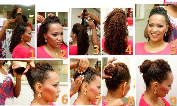 penteado_duas_opcoes_moicano_coque_cabelo_cacheado_beleza_natural