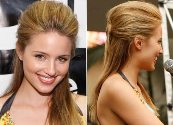 penteados femininos com topete 4
