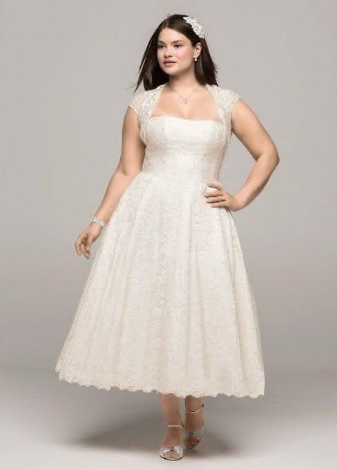 vestidos-de-noiva-para-gordinhas-boleros-são-um-ótimo-recurso