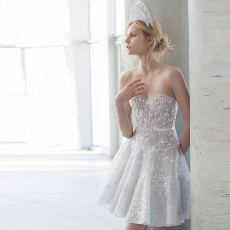 Sheer-Modest-2016-Short-Wedding-Dresses-Appliques-Shiny-Sequins-Crystal-Bridal-Dress-Sweetheart-Off-The-Shoulder