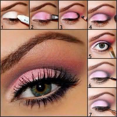 passo-a-passo-de-maquiagem-rosa-e-preto