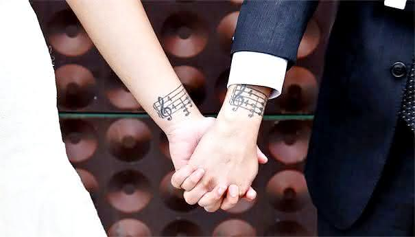 tatuagem para casal 2016