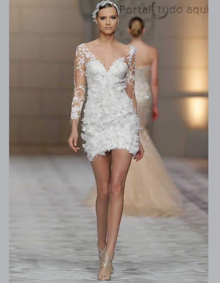 vestido-de-noiva-inverno-2015-2016-curto-com-manga