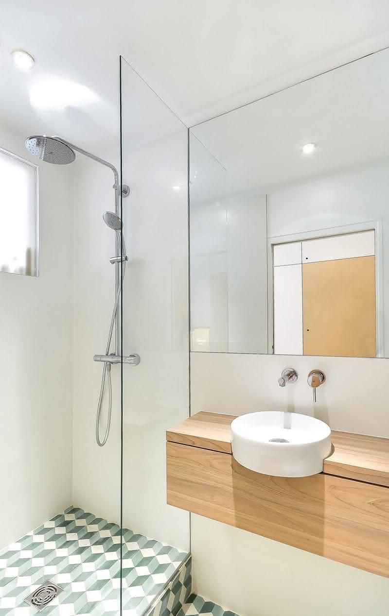 BANHEIROS PEQUENOS DECORADOS 2017 Fotos e Dicas -> Foto Banheiro Pequeno Decorado