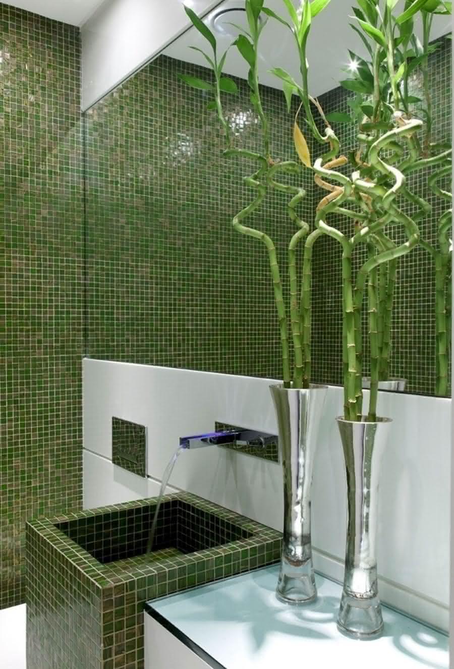 decorar banheiro muito pequeno – Doitricom # Fotos De Decoracao De Banheiros Muito Pequenos