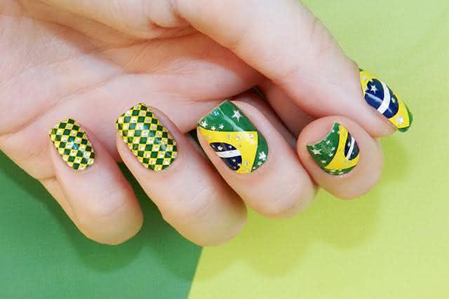 decoração-unha-brasil