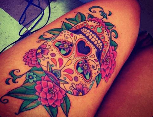 tatuagem pequena mila