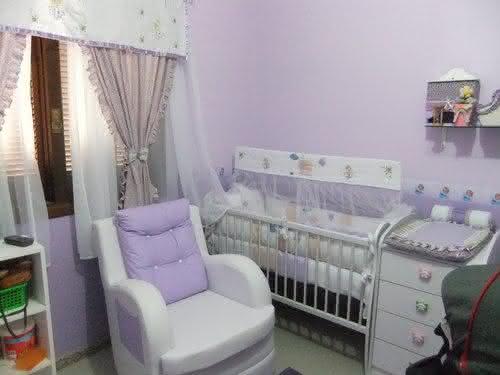 Decoração de Quarto de Bebê 2017 Fotos e Sugestões  Pequena Mila