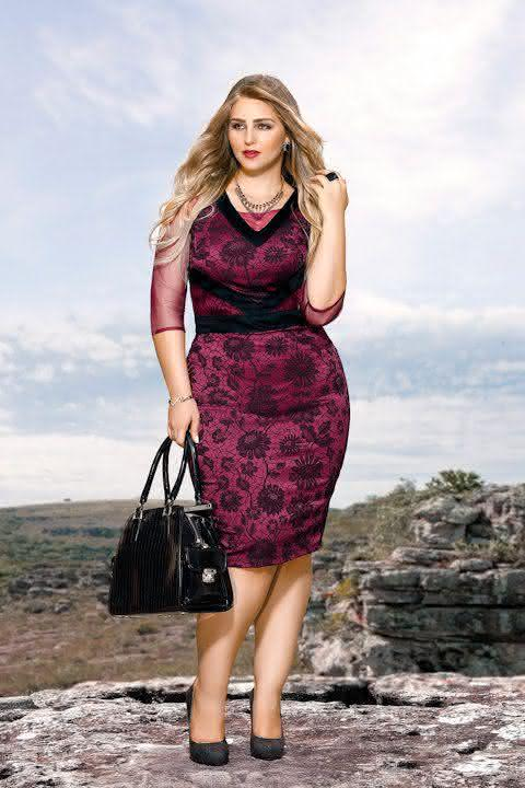 a426970505 comprimento midi moda evangélica cristã by ana k plus size vestido  girlwcurves-2 Moda-2015-montagem-1 moda-evagelica-plus-size moda-evangelica- 2016-plussize ...