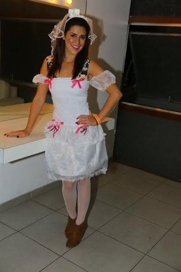 Vestido de noiva festa junina como fazer