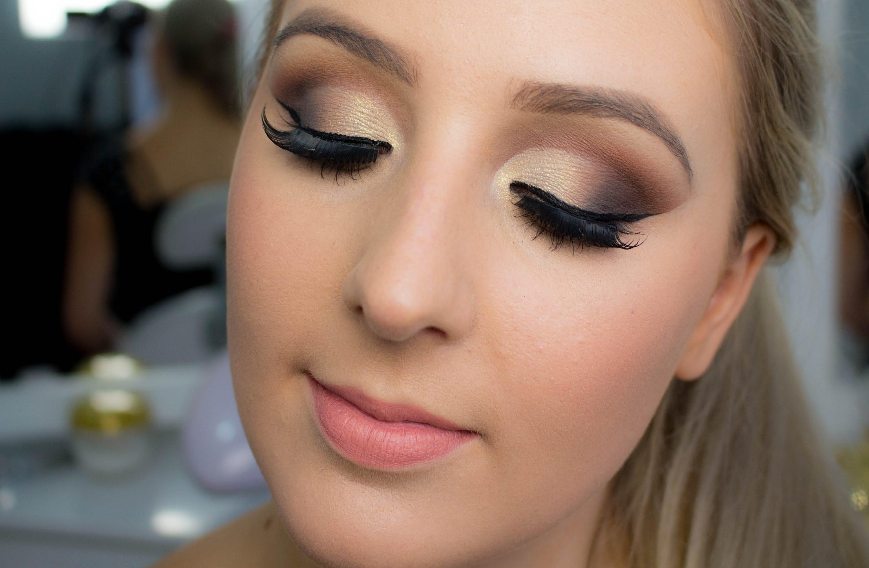 maquiagem para festa simples