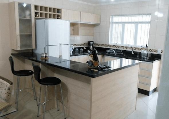 decoracao de cozinha 2017 : DECORA??O DE COZINHA 2017: Fotos e Dicas