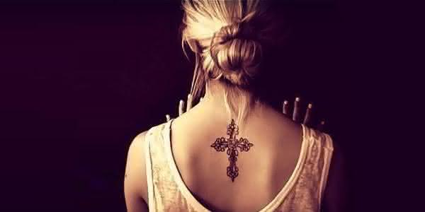 Tatuagem para costas femininas