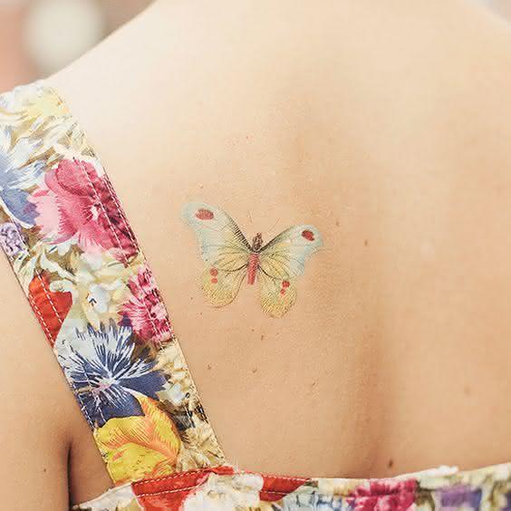 tatuagem-3-d-borboleta