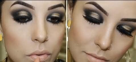 maquiagem-preta-facil-de-fazer