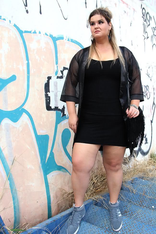 vestidos-curtos-para-gordinhas