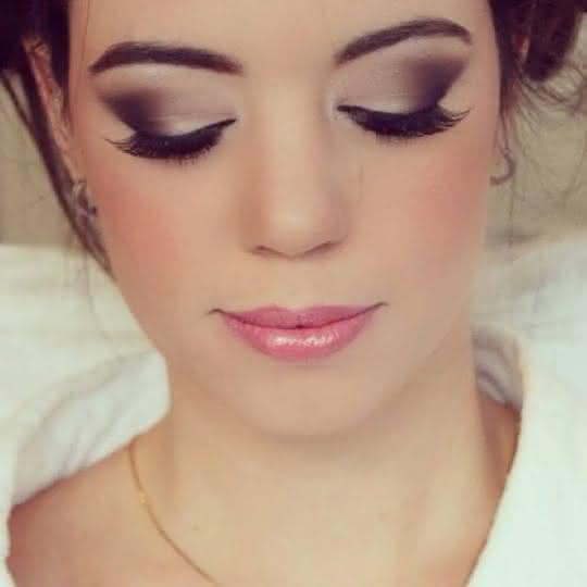 maquiagem para casamento madrinha