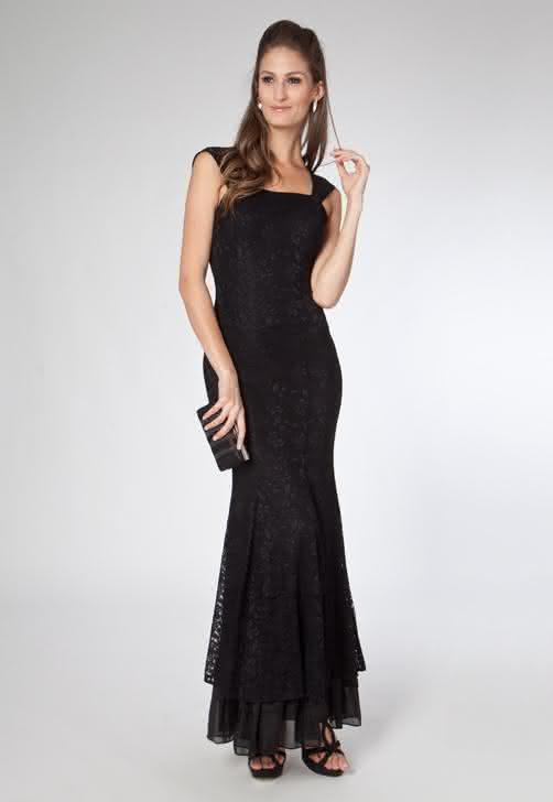 Usar vestido preto em formatura