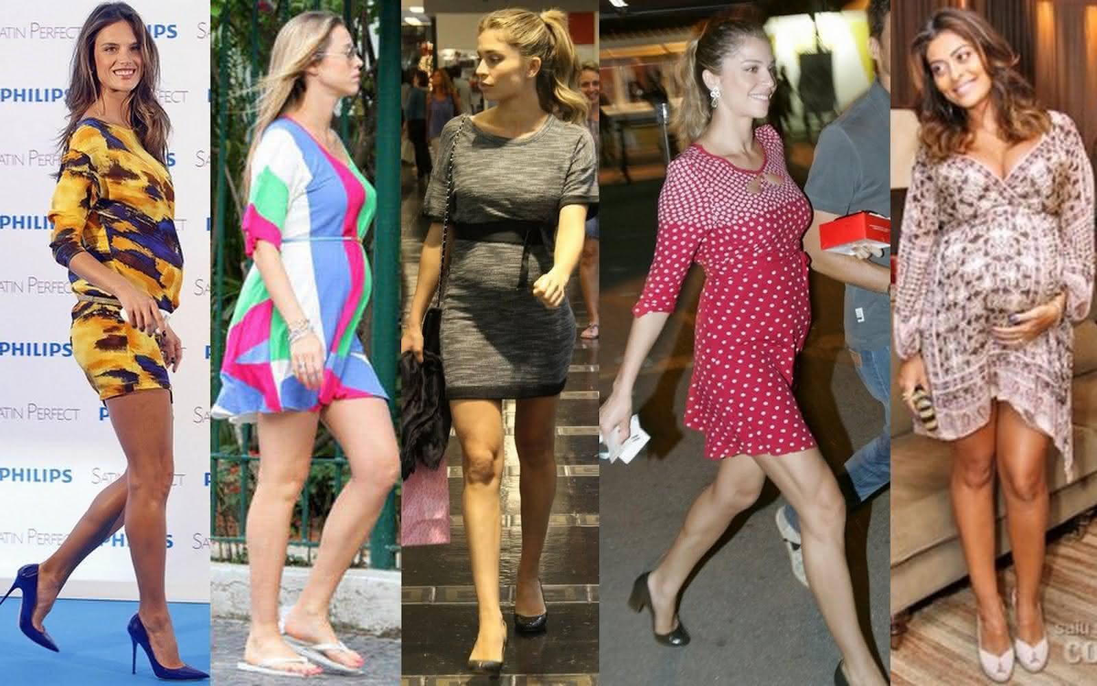 vestidos-gravidas-2017-curtos