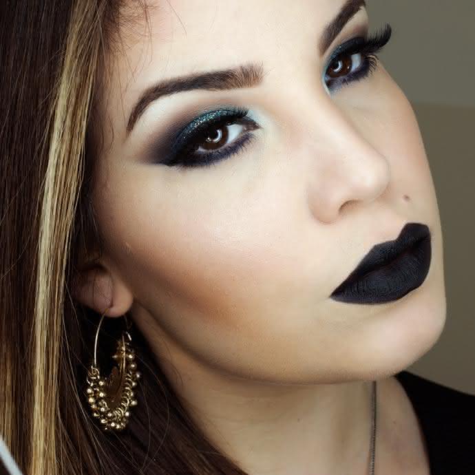 maquiagem-3d-preta