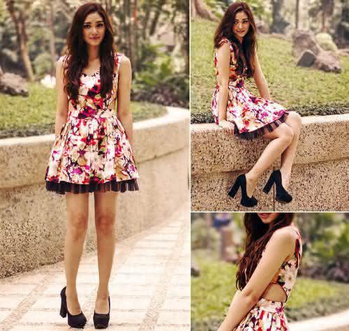 Vestido-curto-colorido