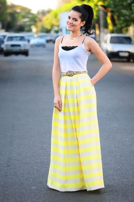 modelos-de-saia-longa-cintura-alta