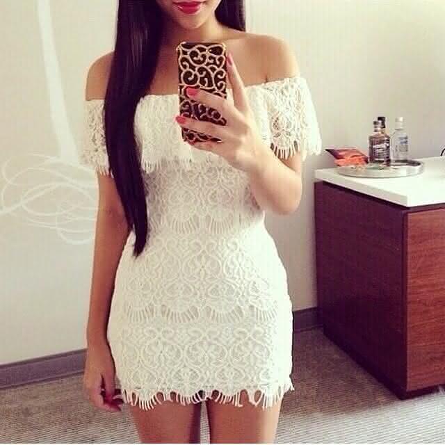 vestidos-de-renda-2017-curto
