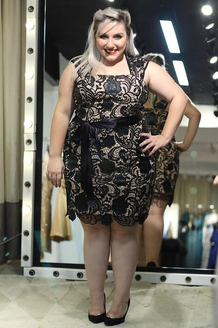 vestido-de-festa-para-gorda-2017-curto