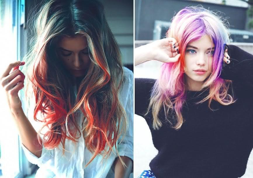 cabelo-colorido-mechas