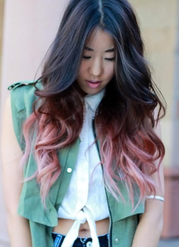 cabelo-mechas-californianas-coloridas