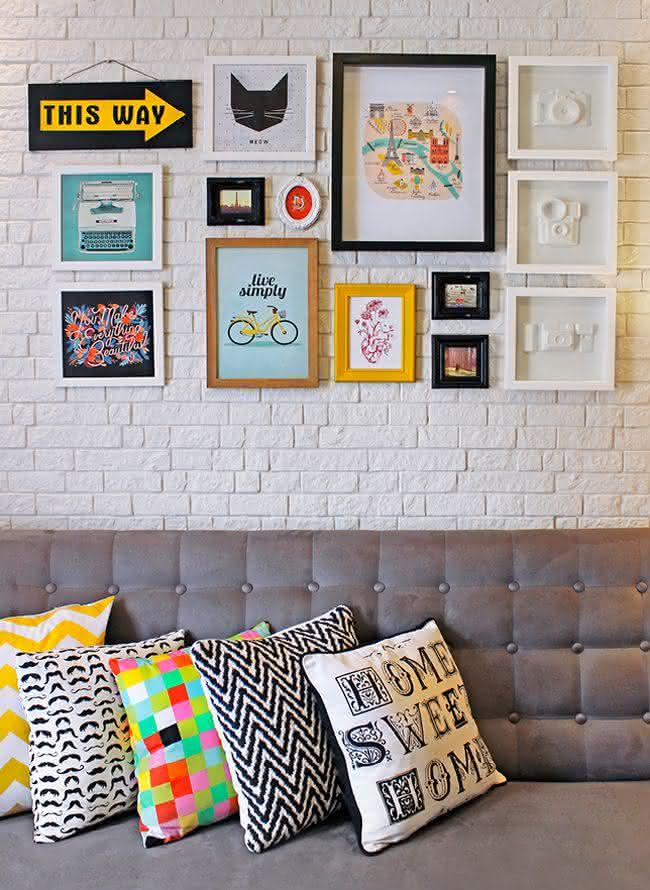 como-decorar-paredes-com-quadros