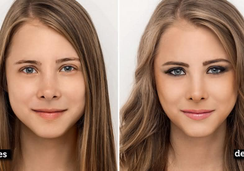 beleza-maquiagem-antes-depois-disfarcar-imperfeicoes