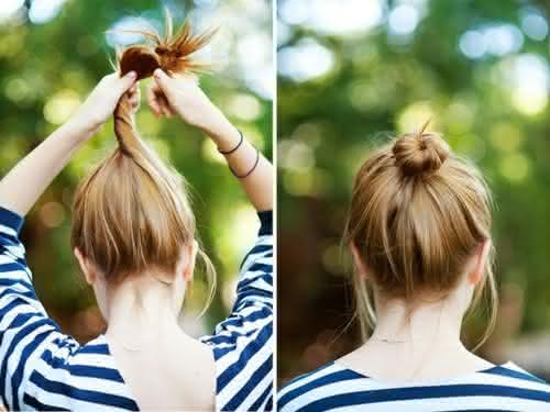 penteado-com-coque-fácil-simples
