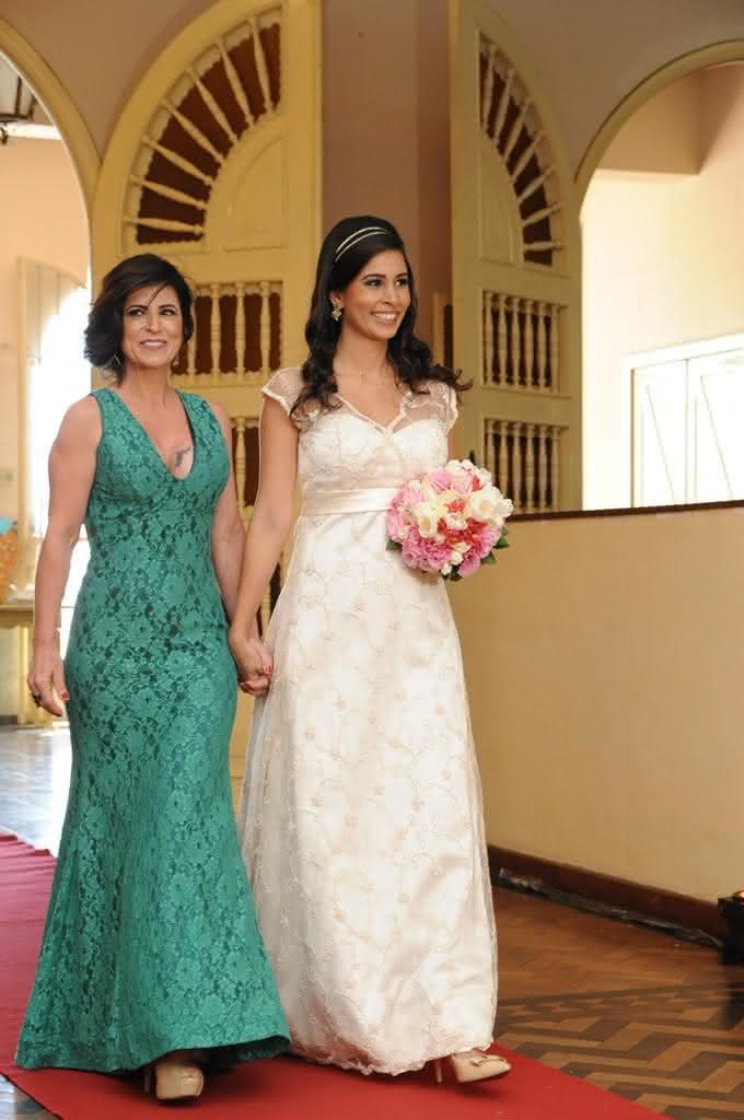 Vestidos Para Mãe Da Noiva Fotos Modelos E Tendências
