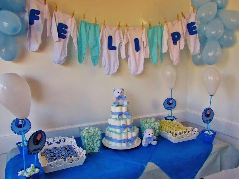 decoração-de-chá-de-bebê-simples