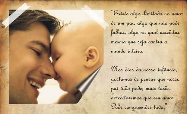 Lindas Imagens E Frases Para O Dia Dos Pais: MENSAGEM DIA DOS PAIS 2020: Mensagens Para Emocionar E Frases