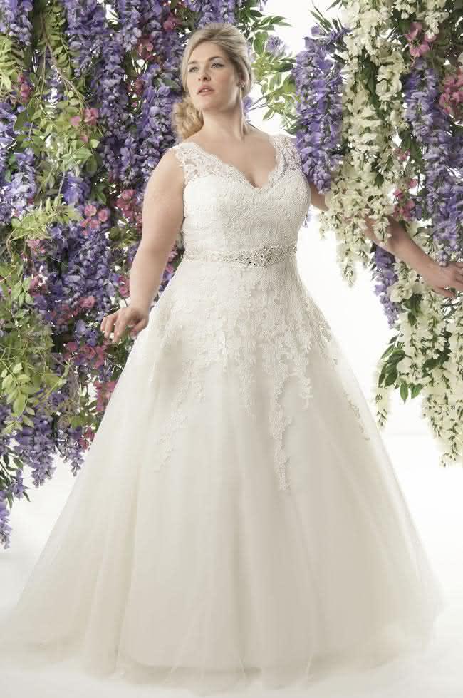 Vestido-de-noiva-para-gordinha