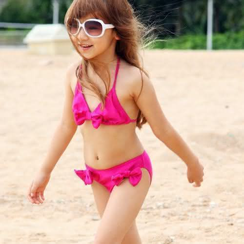 -뜨거운-판매-어린이-귀여운-비키니-커버-아기-선-스크린-수영복-소녀-나비-매듭-수영복-세