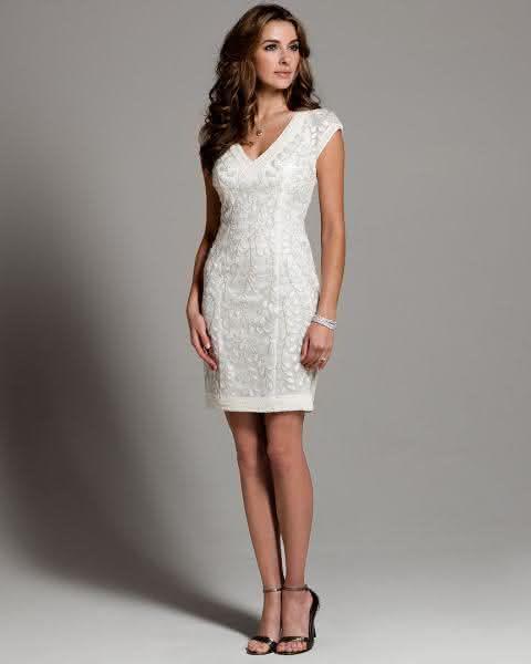 Belo-Vestido-de-Noiva-Para-Casamento-no-Civil